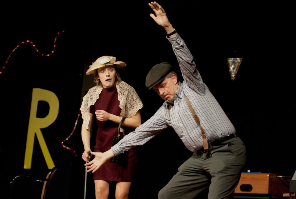 """""""Al Bar"""" spettacolo del 2° anno Teatrando"""